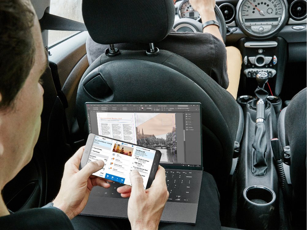 Эван Бласс намекает на Windows-смартфон с процессором от ноутбука