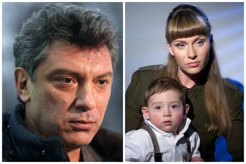 Борис Немцов бастарды, внебрачные дети, звезды, интересное, публичные люди, судьба