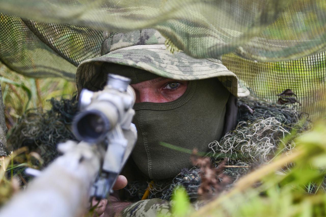 Измышления о русских снайперах в Ливии