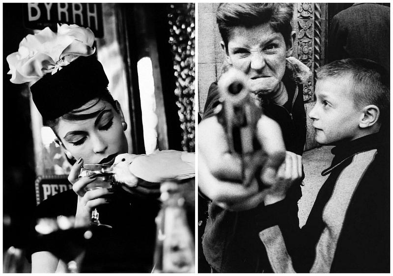 Любовь и ненависть: выразительные фото великого Уильяма Кляйна