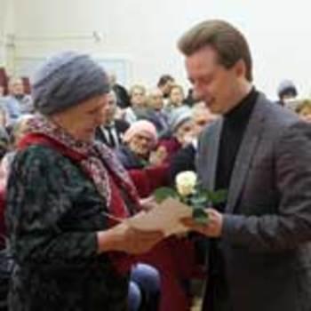 Дети войны в Челябинске продолжили получать долгожданные медали