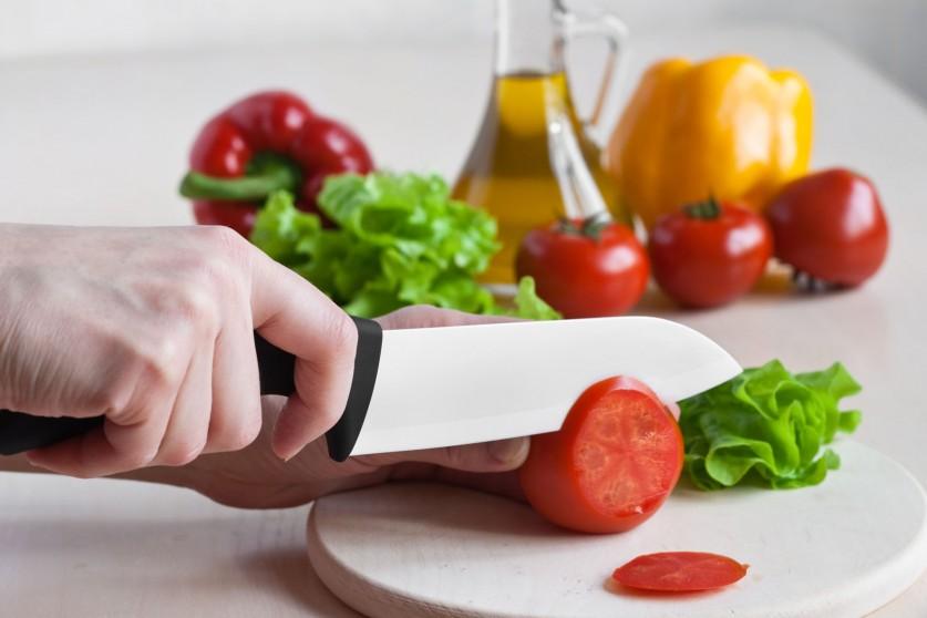 Стоит ли менять стальные ножи на керамические
