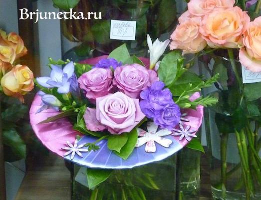 Небольшой букет из цветов св…