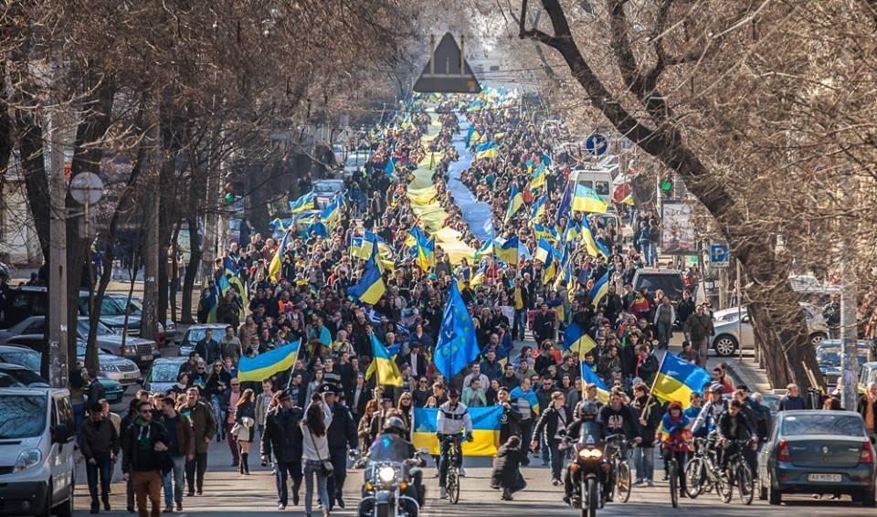 Киевские СМИ ужаснулись от истинного выбора украинцев.