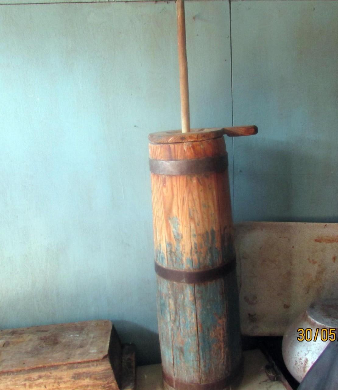 Маслобойка-кормилица