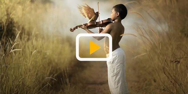 Кажется, эту музыку сочиняла сама природа. Композиция под названием «Полет кондора» не оставит равнодушным никого!