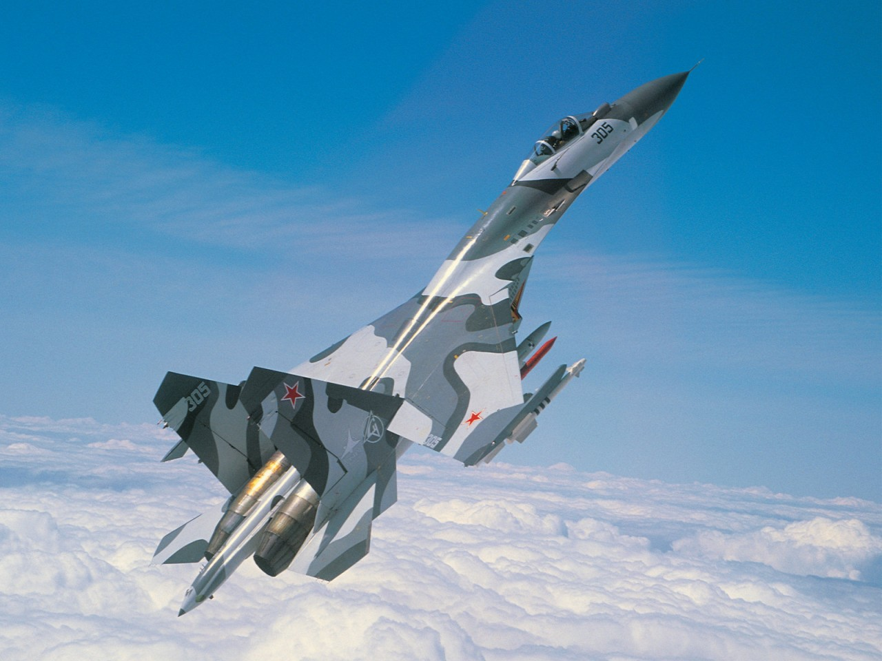 Иду на таран: как наш Су-27 атаковал самолет НАТО