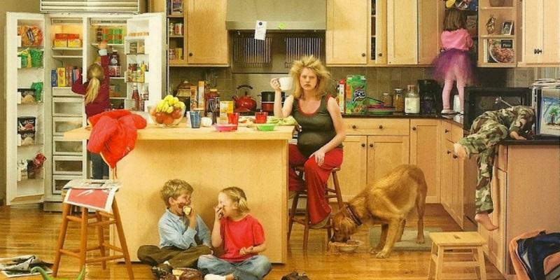10 полезных лайфхаков для родителей