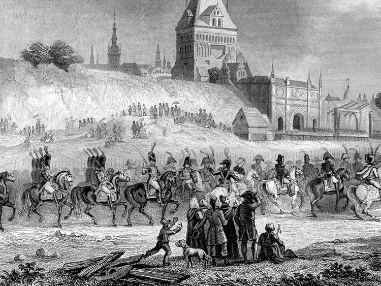 Кампания 1807 года: сражения при Гуттштадте и Гейльсберге