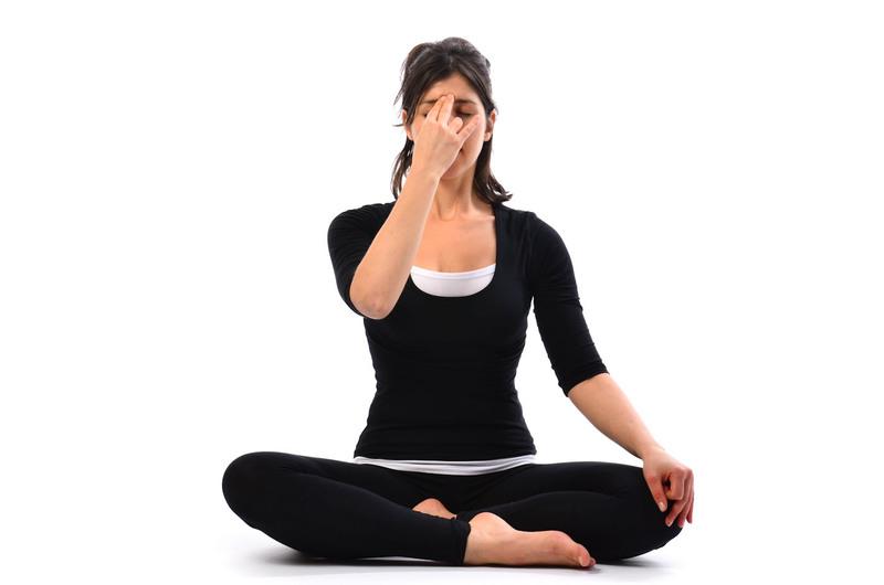 Простые дыхательные упражнения для лечения воспалений и лихорадок