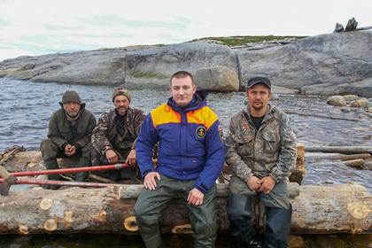Питавшиеся чайками рыбаки выжили на необитаемом острове в Белом море