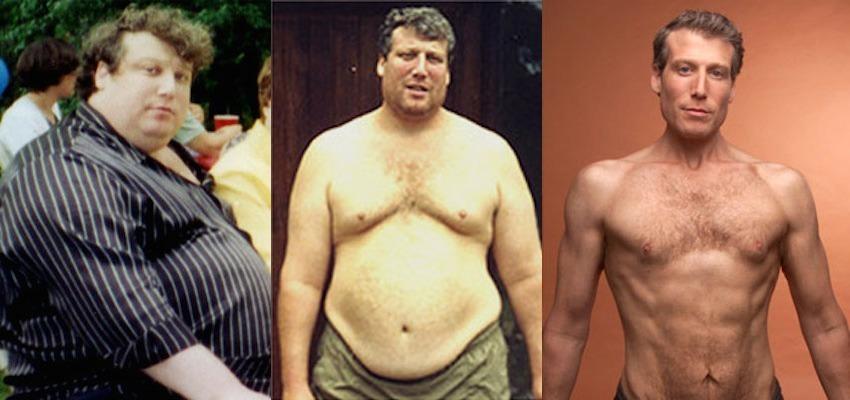 «Эти 7 вещей я сделал для того, чтоб похудеть на 100 кг без диет». Невероятный личный опыт!