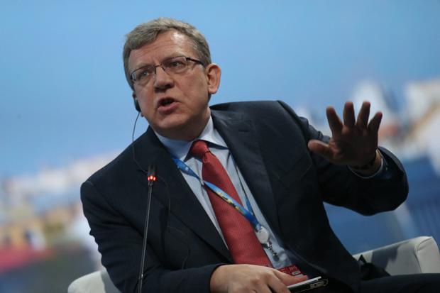 Кудрин прогнозирует рост курса доллара до 60 рублей в 2017 году
