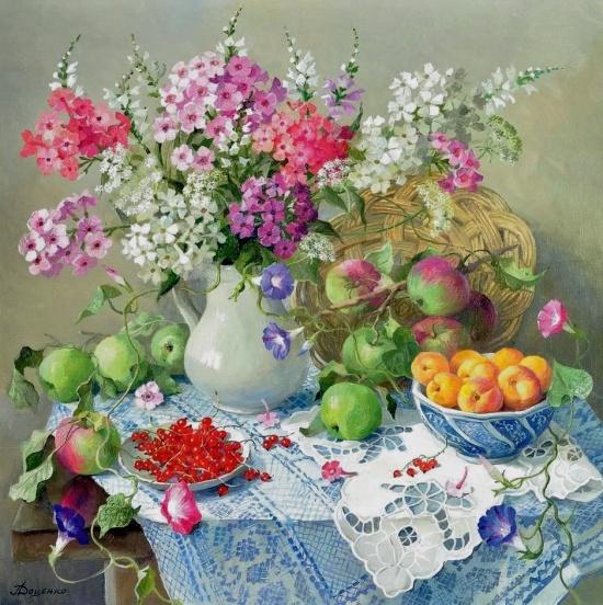 художник Лидия Даценко картины – 07