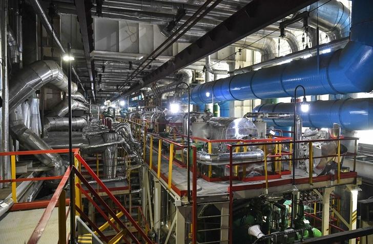 На энергоблоке №1 Ростовской АЭС приняты в эксплуатацию модернизированные пароэжекторные машины