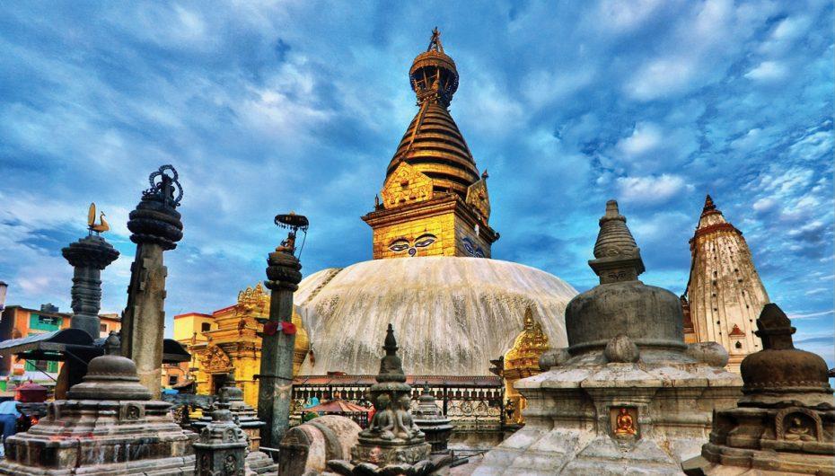 Город Катманду, Непал