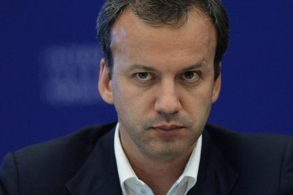 Дворкович напомнил Белоруссии о долгах за газ