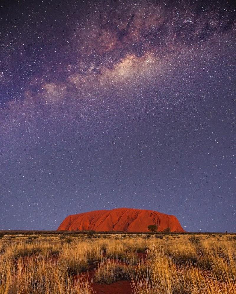 Парень 9 месяцев путешествовал по Австралии и сделал изумительные снимки