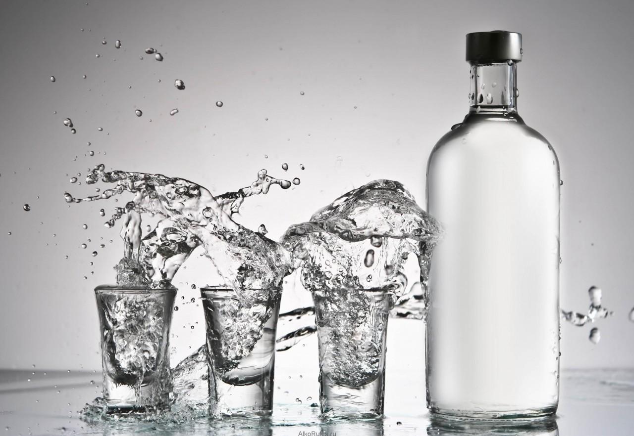 Минфину РФ поручили до апреля повысить минимальную цену на водку