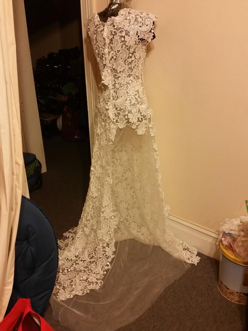Сшить самой себе свадебное платье фото 411