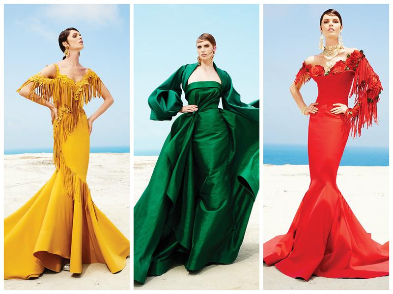 Коллекция Fouad Sarkis Couture 2017