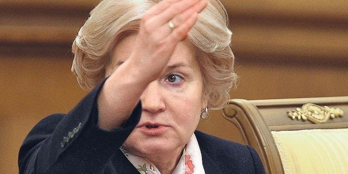 Голодец призвала отказываться от советских прямоугольных классов
