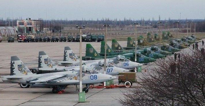 Киев готовит авиаудары по Донбассу. Чем это грозит ВВС Украины