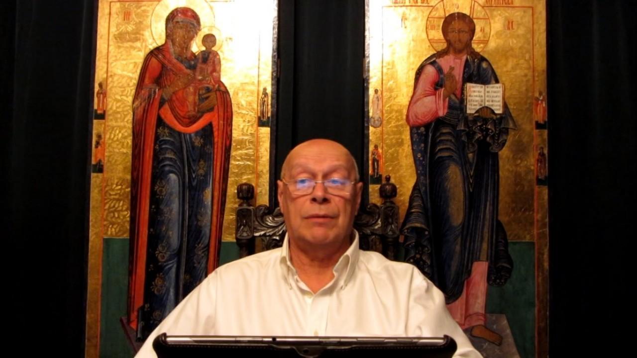 Всемирная презентация Антихриста. Обращение к православным Эдуарда Ходоса.