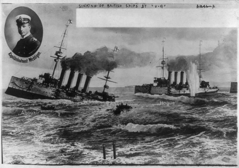 Как Германия начала неограниченную подводную войну