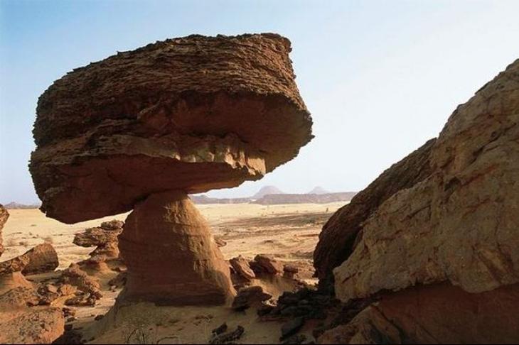 Загадка висячих камней в США