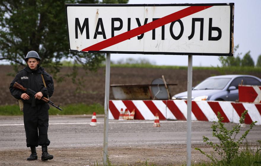 Донбасс: за чужими блокпостами