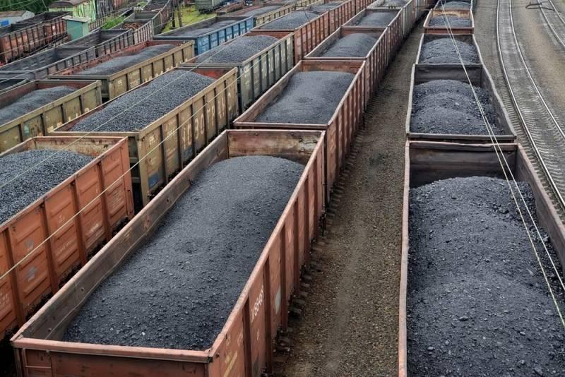 Украина заменила российский уголь на «белорусский»