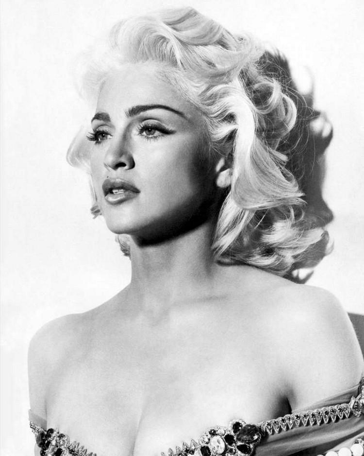 Хулиганские снимки Мадонны от эпатажного фотографа Стивена Майзела