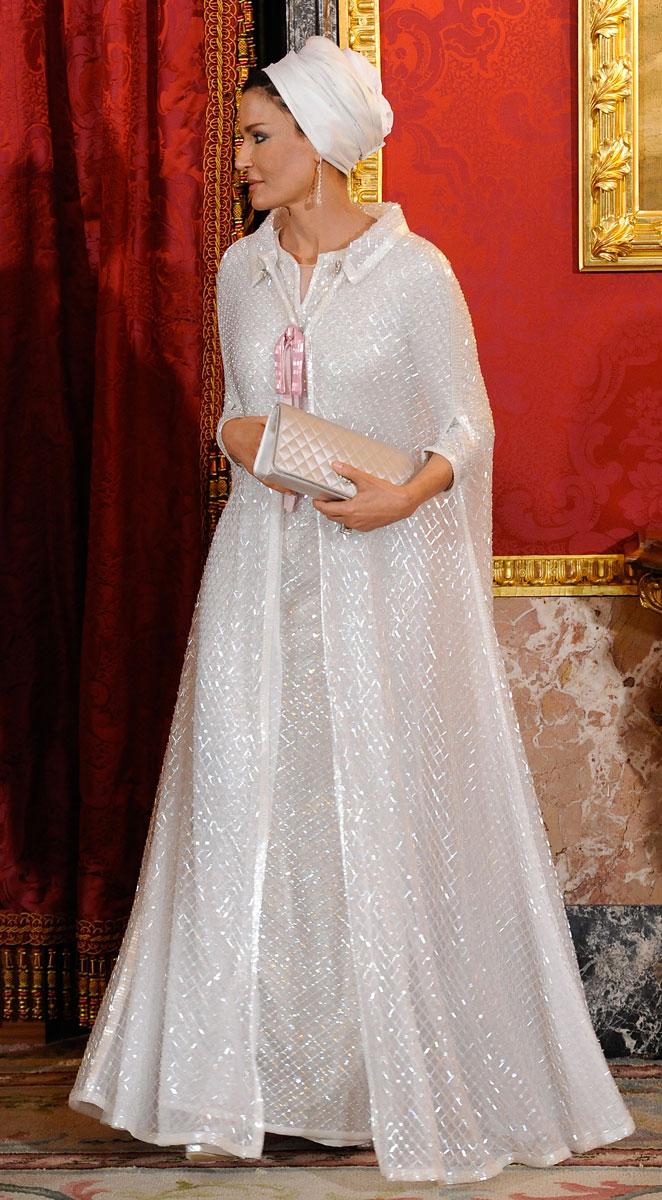 Мода по‑арабски: 3 невероятно стильных первых леди Востока