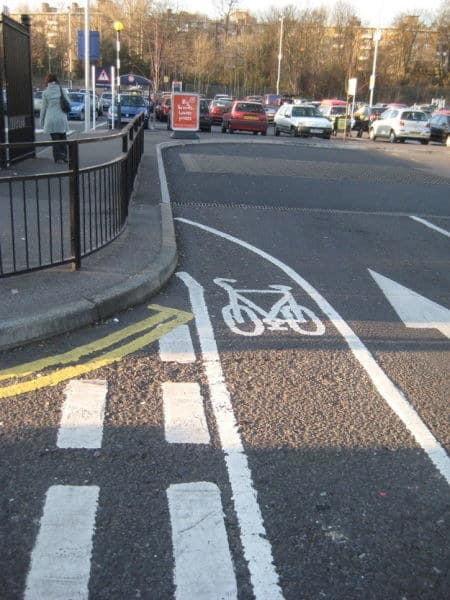Ваш путь не ограничен, в отличие от этой велосипедной полосы Предназначение, бессмыслица, вещь, идея, мир, подборка, фото