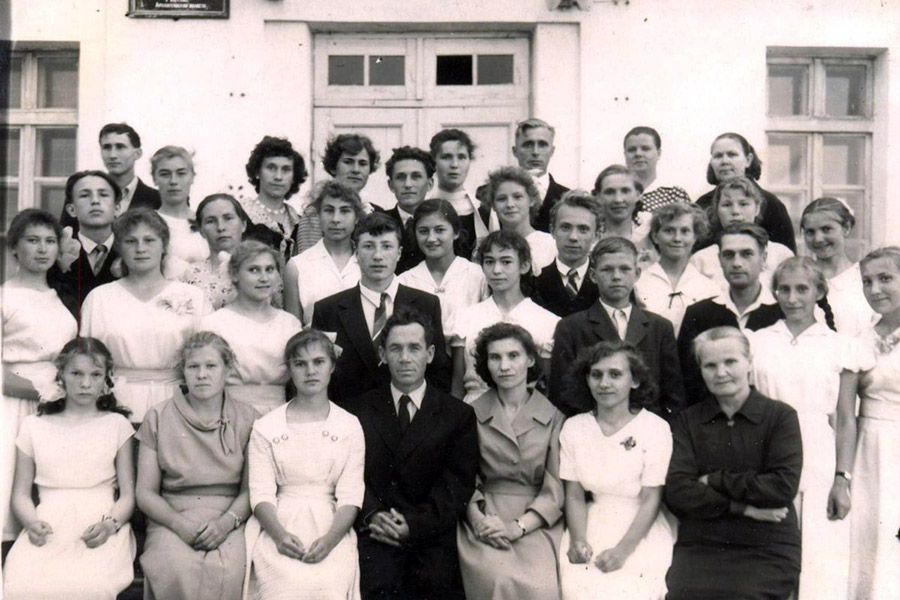 Выпускной бал в Советском Союзе