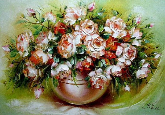 художник Екатерина Сенив картины – 26