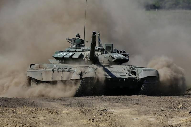 В Центральном военном округе формируется 90-я гвардейская танковая дивизия