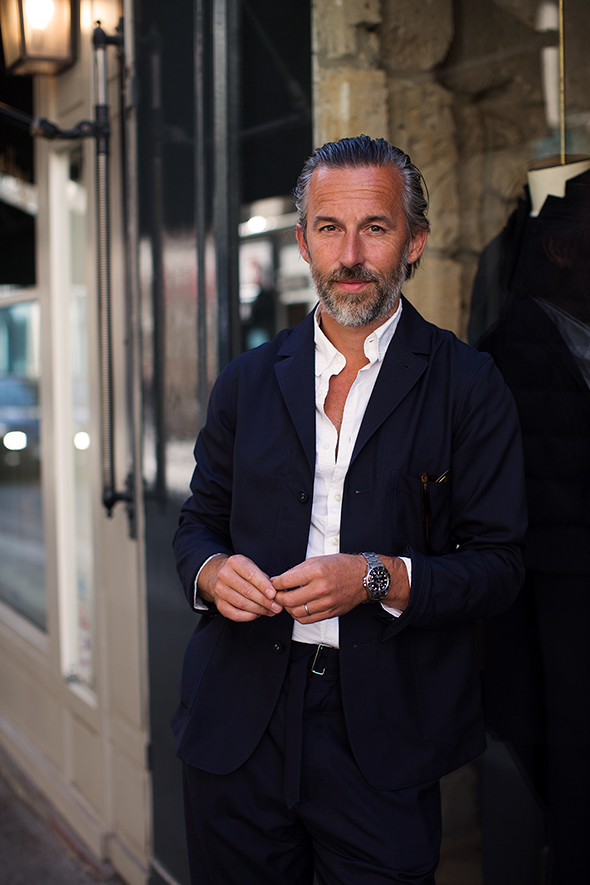 On the Street…Rue du Dragon, Paris
