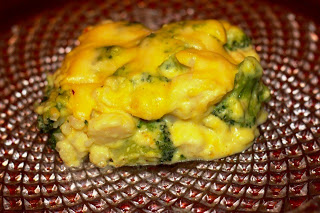 Вкусная запеканочка с брокколи и цветной капустой