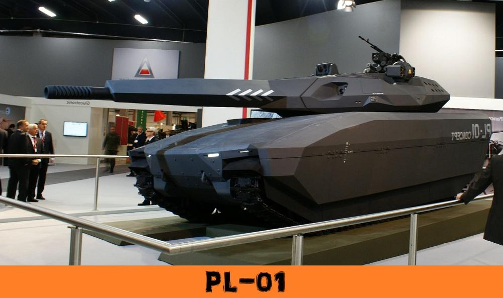 «Проект Армата» — гайд по PL-01