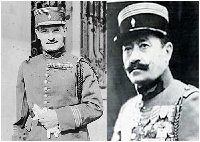 «Зиновий Пешков. Легионер.» история, франция