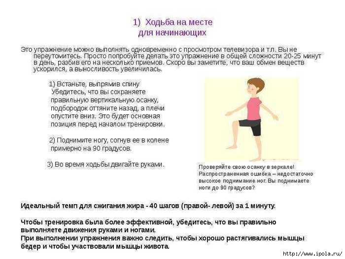 10 простых и полезных упражнений для начинающих