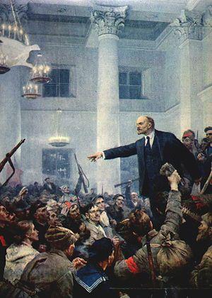 Октябрьский переворот 1917 г. в Петрограде и его оценки в Германии