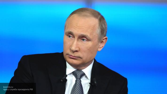 Владимир Путин рассказал, почему россиянам нравится Дональд Трамп