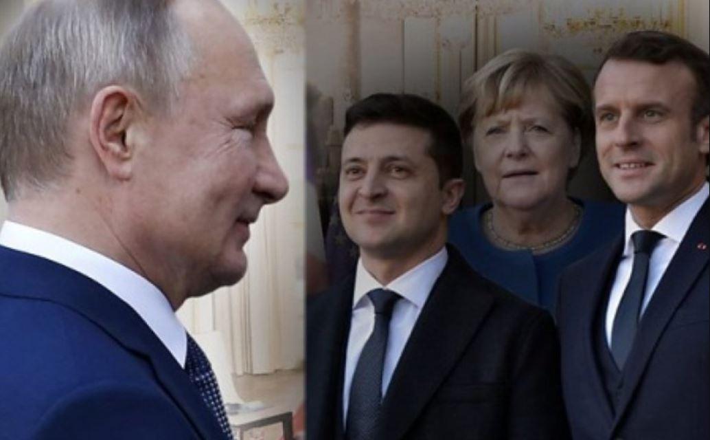 Предпродажная подготовка Украины. Как Зеленский угодил в ловушку Путина