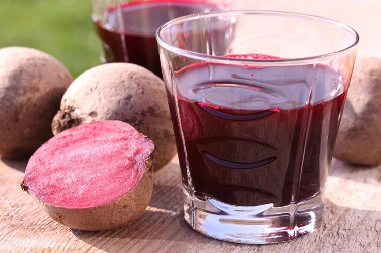Свекольный сок в народной медицине