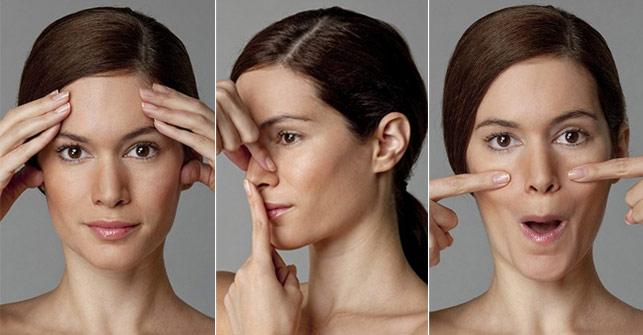 8 элементарных упражнений для подтяжки мышц лица. Оставайся молодой!