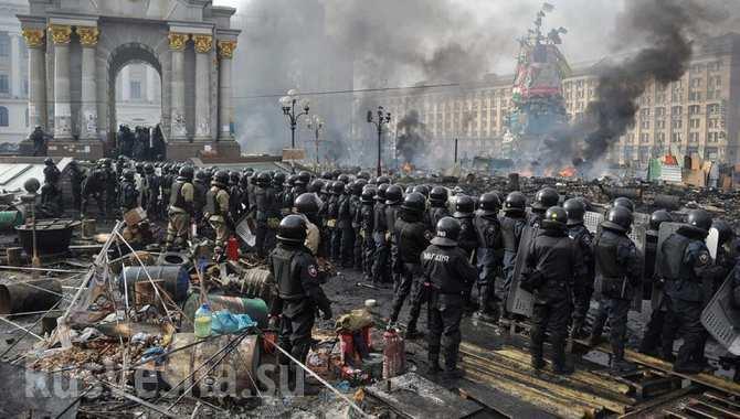 От Вильнюса до Киева. Ретроспектива двух «революций»