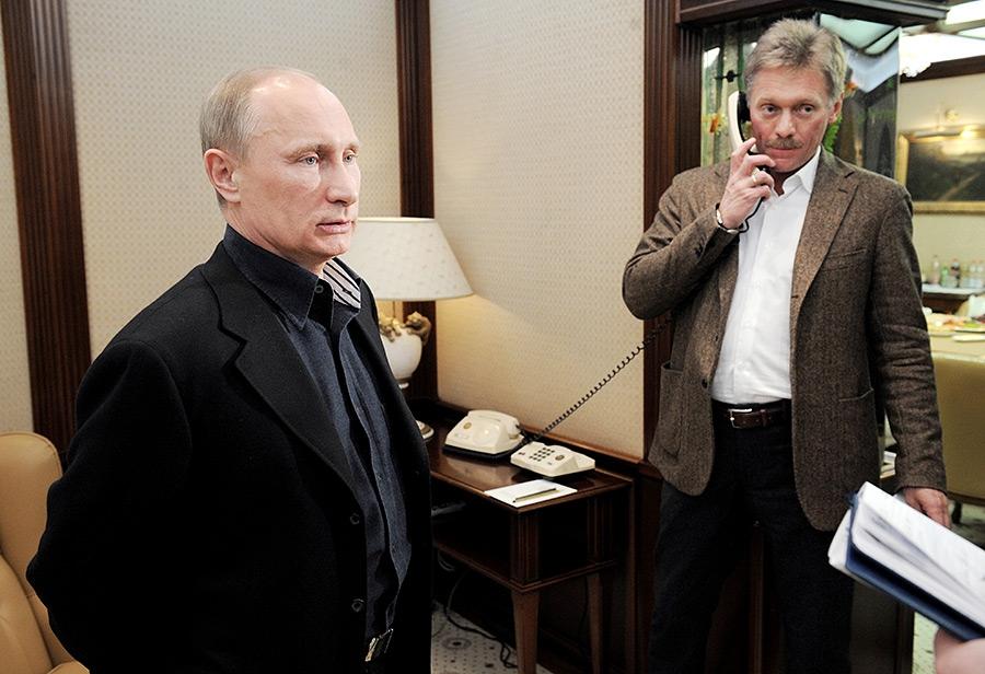 В Кремле жестко прокомментировали предложение Савченко по Крыму